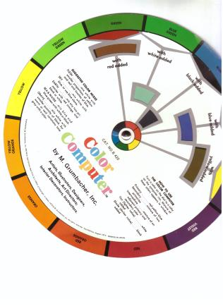 Color wheel 001
